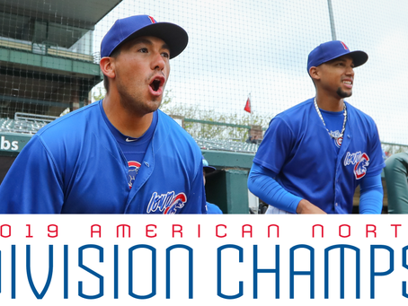 Congrats to the Iowa Cubs for clinching to the Postseason!!