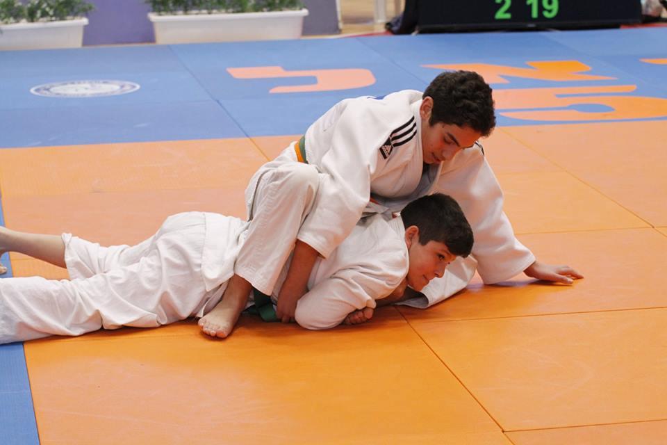 דרור בן חורין אליפות ישראל 2016