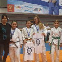 אליפות ישראל 2016 בנות