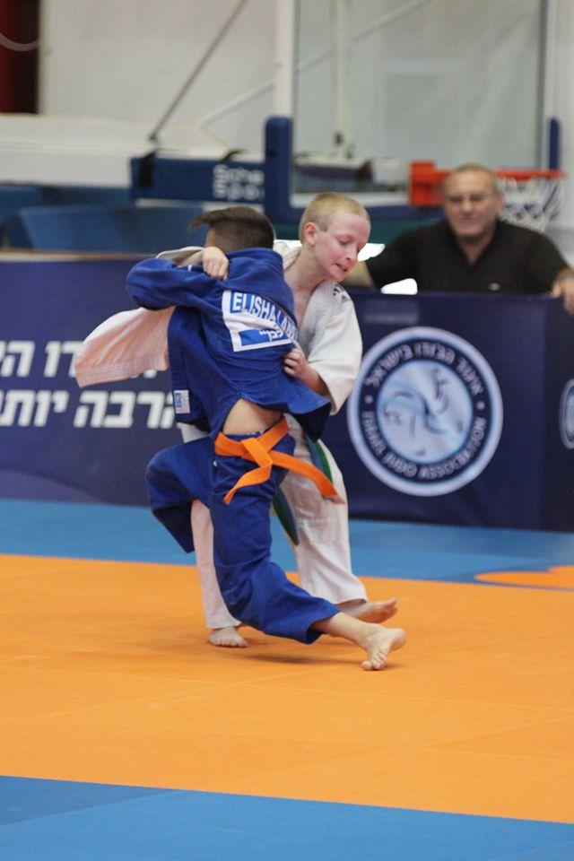 דוחובני, אליפות ישראל 2016