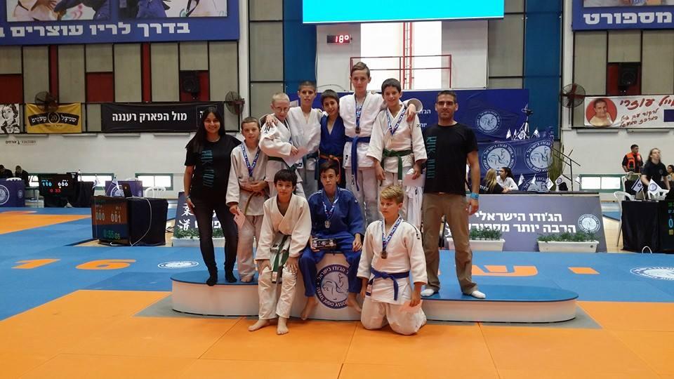 אליפות ישראל 2016 בנים 1