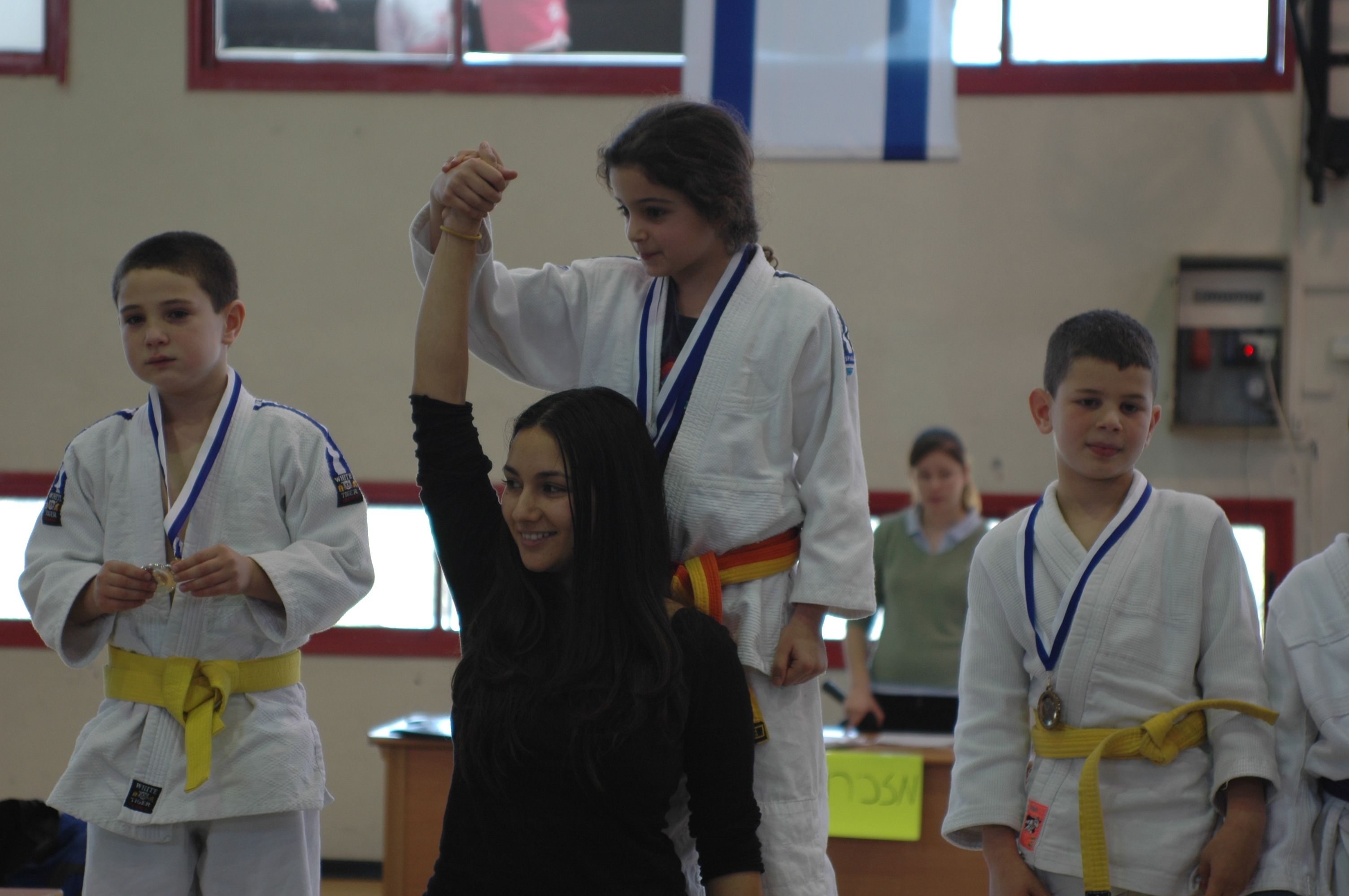 אליפות מכבי 2008
