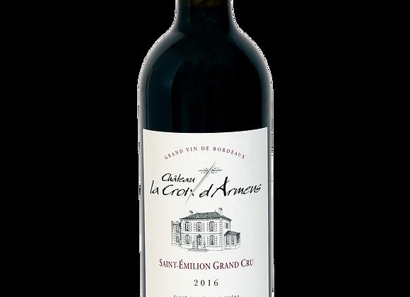 Château La Croix d'Armens 2016, Saint-Emilion Grand Cru