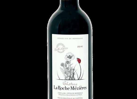 Château La Roche Mézières 2014, Castillon Côtes de Bordeaux