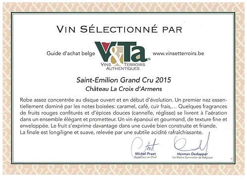 Guide Vins et Terroirs Authentiques  201
