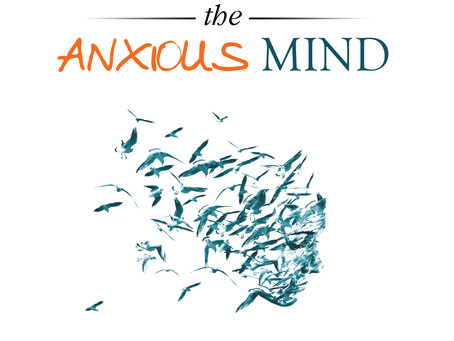 DUE TO THE AMAZING RESPONSES, TAMING THE ANXIOUS MIND BOOK SIGNING LOCATION CHANGED