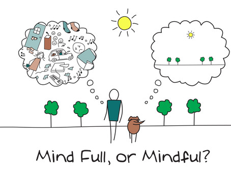 Mindfulness For A Busy Mind - Part 1