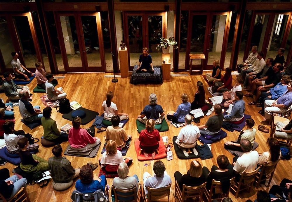 Excellent article from Washington Post about Meditation