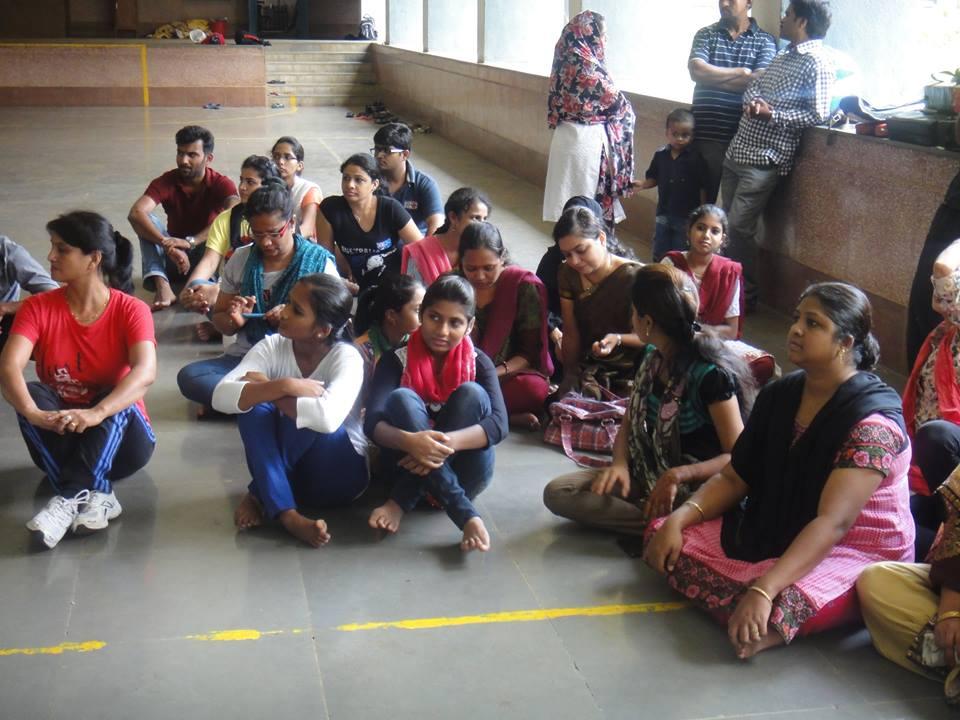 WARDA workshop Lonavala, India