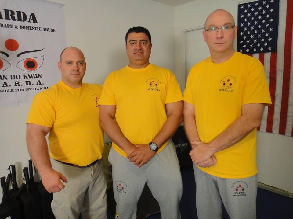 WARDA instructors