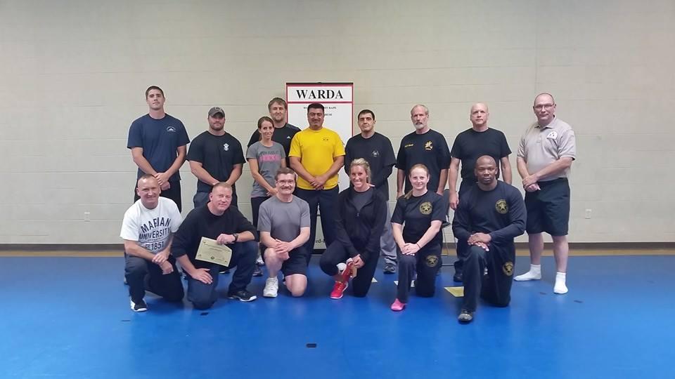 WARDA instructors Indiana