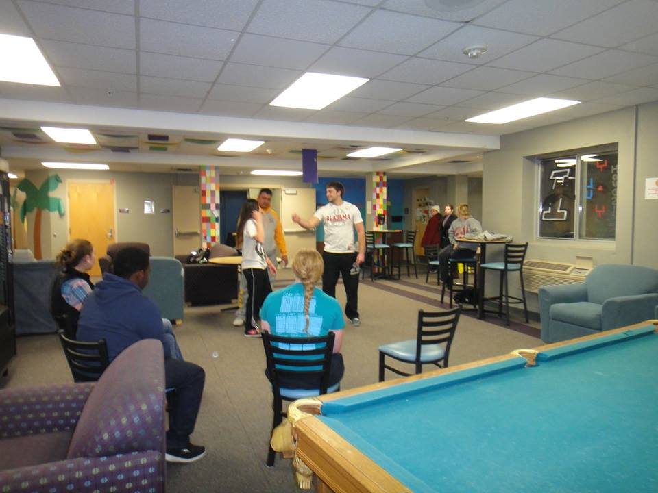 Univ of Indianapolis workshop