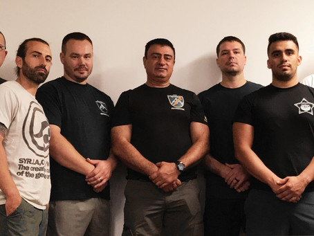 KPCT Khan Do Kwan Police Control Tactics Level 1 Certification at Warsaw IN