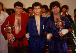 India - Pakistan Kickboxing Championships