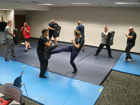 KPCT Level 1 Instructor Certification at Mishawaka IN a success.