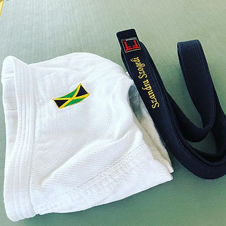 Jamaican Judo Officially finalised our J