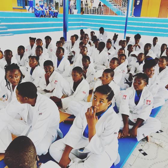 Introducing the Jose Marti Judo Club