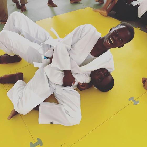 Introducing the Eltham High Judo Club