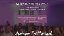 NEUROARQ® Day 2021 terá formato híbrido e vai ocorrer de 17 a 24 de outubro