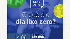 1ª edição do Dia Lixo Zero vai ocorrer em mais de 100 cidades brasileiras