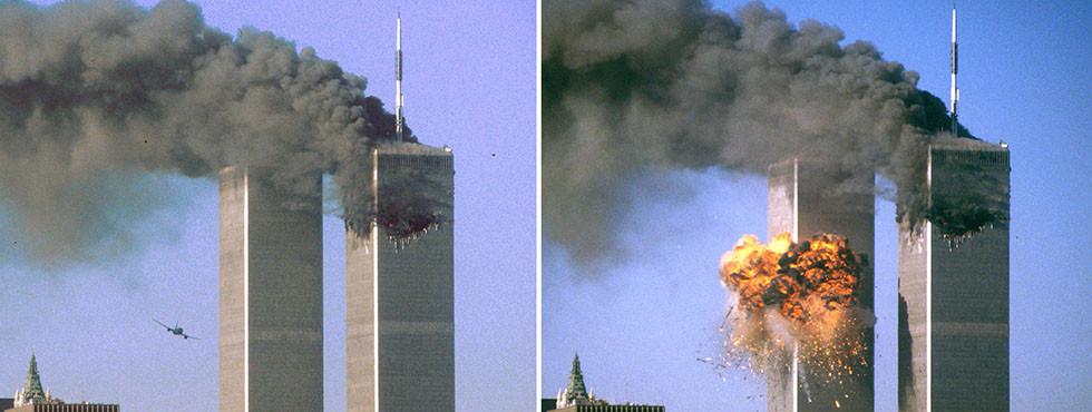 Atentado ao World Trade Center em 2001