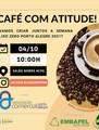 Programação da Semana Lixo Zero Porto Alegre será apresentada no evento Café com Atitude