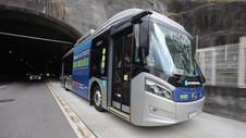 Niterói começa a testar ônibus elétrico em linhas municipais