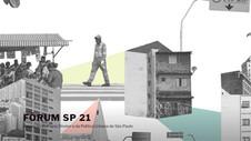 Fórum SP 21 vai debater o planejamento urbano da cidade de São Paulo