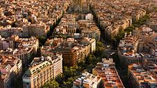 Barcelona é escolhida Capital Mundial da Arquitetura para 2026