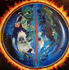 TIME HAS NO POWER - Album Artwork