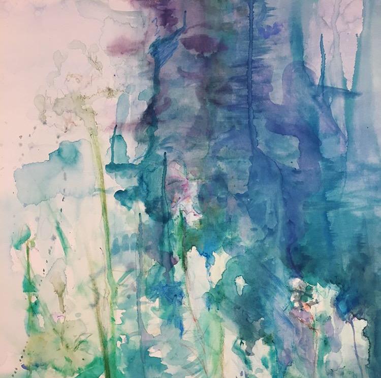 Reveries I (Detail)