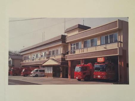北本消防署庁舎見学会