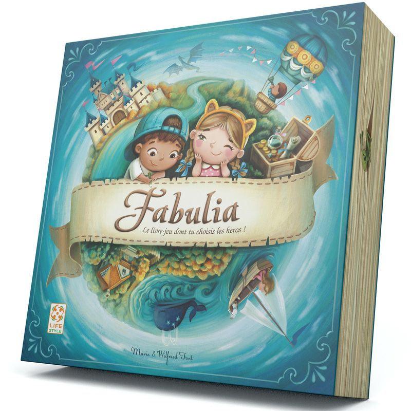 Fabulia - Ref 05N12P