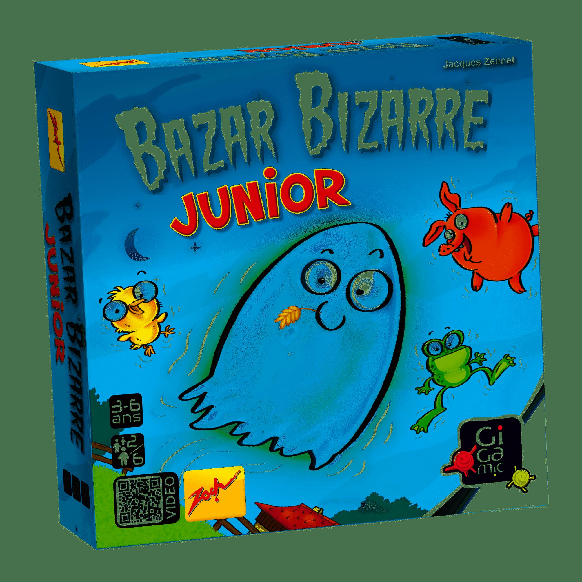Bazar bizarre junior - Ref 03N02P