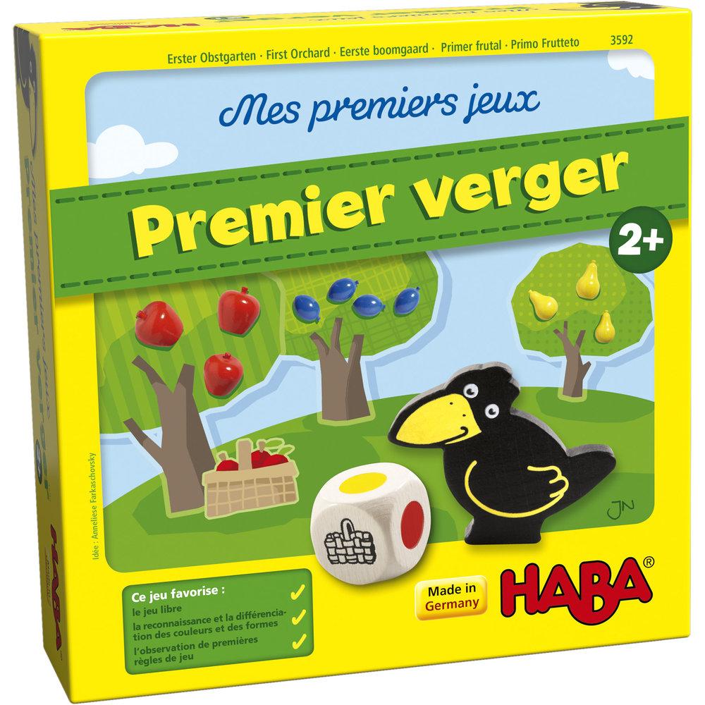 Premier verger - Ref 02N04P