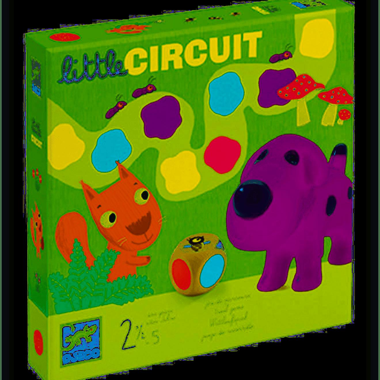 Little circuit - Ref 02N02P