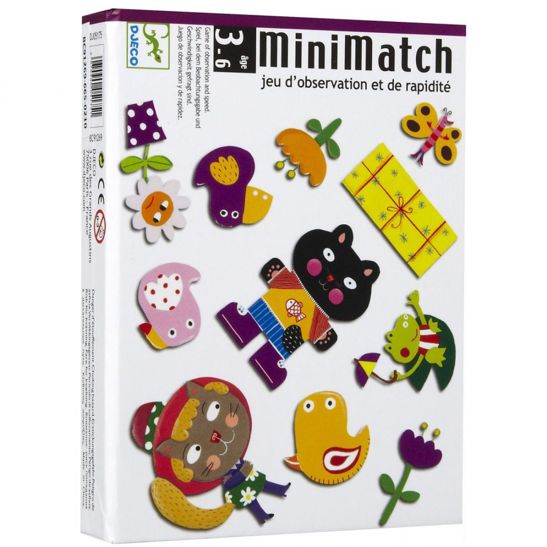 Minimacht - REF 03N08P