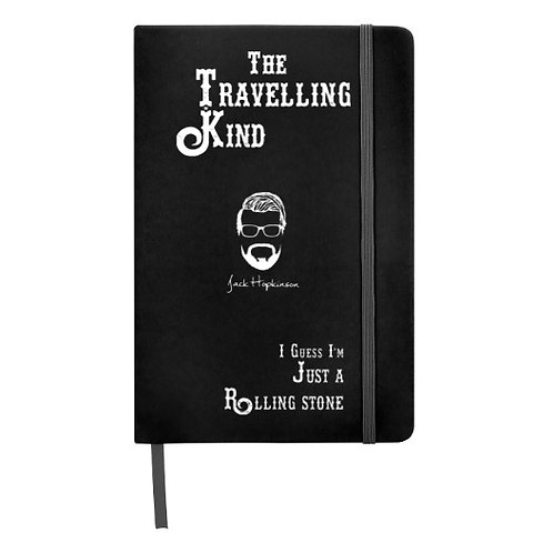 The Travelling Kind Notebook and Pen