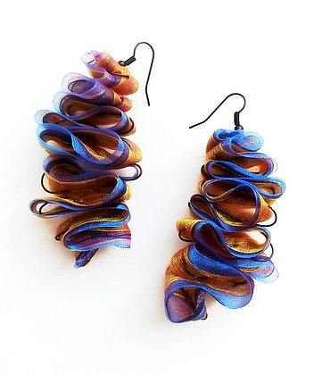 Laminaire boucles multicolor