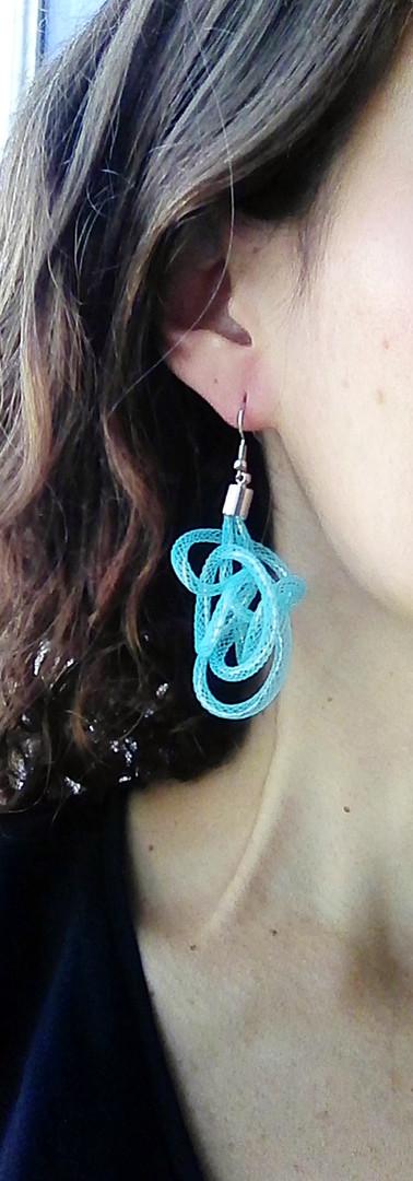 Cobra boucles d'oreilles