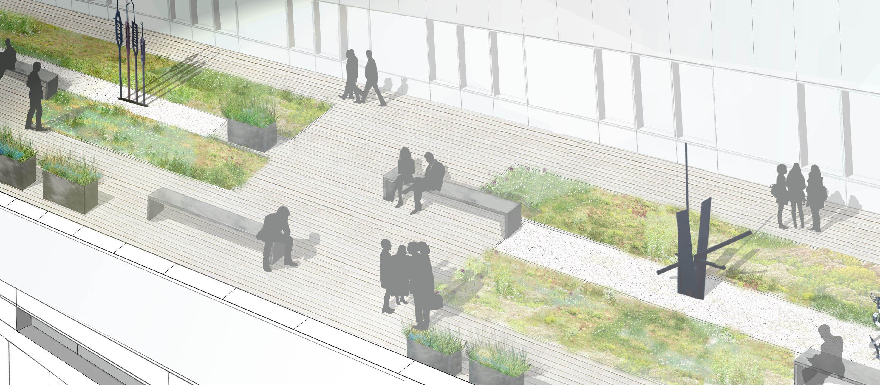 ambiance terrasse R+7