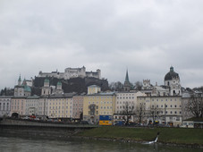 Salzburg, home of Mozart!