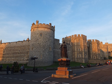 A day trip to Windsor Castle!