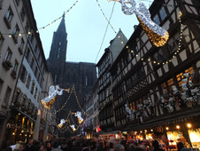 Happy Christmas from Strasbourg!