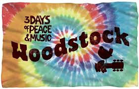 Tie-Dying: Woodstock Style