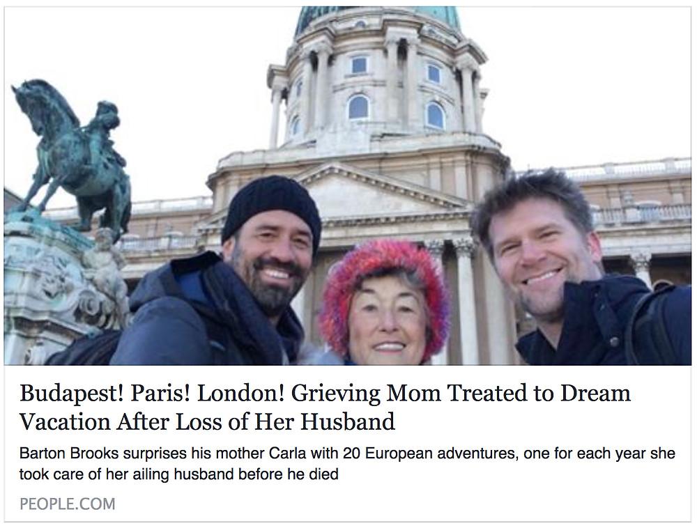People Magazine's Episode of Adventure #7!!