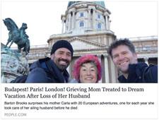 People.com:  Adventure #7 - BUDAPEST!