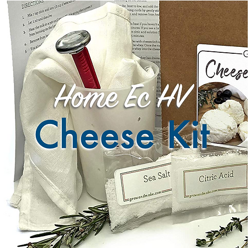 Cheese Kit + Class