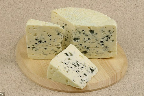 Homemade Roquefort Cheese