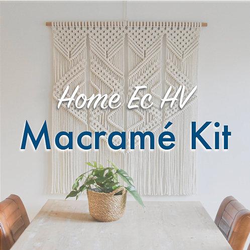 Home Ec Macramé Kit